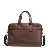 【当当自营】 蔻驰(COACH)新款时尚男士手提包单肩斜挎包电脑公文包 F54804