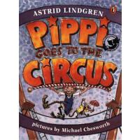 皮皮去马戏团 Pippi Goes to the Circus (Picture Book)