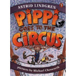 皮皮去马戏团 Pippi Goes to the Circus (Picture Book)