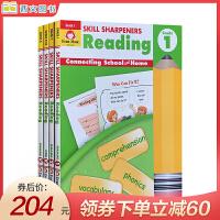 美国加州教材技能铅笔刀系列 技巧磨练 Skill Sharpeners Reading PreK-Grade2 幼儿园