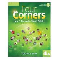 【预订】Four Corners Level 4 Student's Book a with