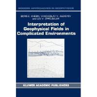 【预订】Interpretation of Geophysical Fields in Complicated Y97