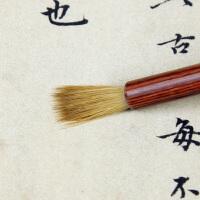 狼毫蝇头小楷毛笔书法抄经笔湖笔文房四宝初学练习用笔