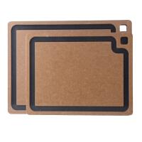 美国进口艾美菜板加厚长方形厨房案板不发霉防滑砧板圆形剁肉案板