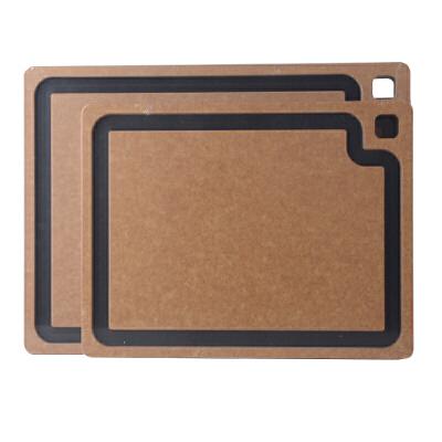 美国进口艾美菜板加厚长方形厨房案板不发霉防滑砧板圆形剁肉案板 加厚菜板 防滑 原装进口 剁肉砧板