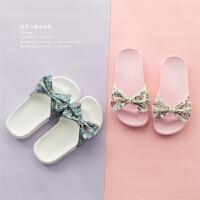 儿童拖鞋宝宝凉女童可爱小公主小孩拖鞋夏季鞋子