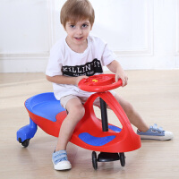 儿童车万向轮静音扭扭车带音乐玩具溜车代溜溜车1-3岁