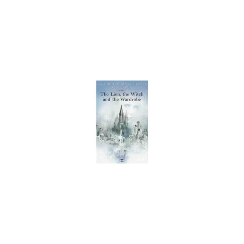 The Lion, the Witch and the Wardrobe 纳尼亚传奇:狮子、女巫与魔衣橱(黑白插图,英国版平装) ISBN9780007115617