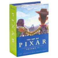 The Art of Pixar, Volume II: 100 Collectible 皮克斯工作室的艺术2:100