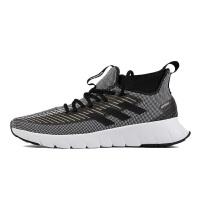 adidas 阿迪达斯 男款 2019春季新款 休闲轻便 高帮跑步鞋 G27828
