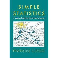 【预订】Simple Statistics: A Course Book for the Social