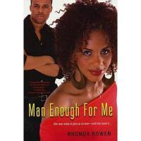 【预订】Man Enough for Me Y9780758259561