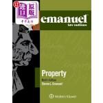 【中商海外直订】Emanuel Law Outlines for Property