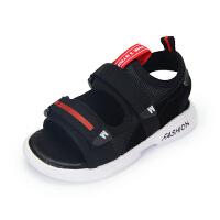 宝宝凉鞋小男童凉鞋男宝宝沙滩鞋学步凉鞋夏季婴儿凉鞋
