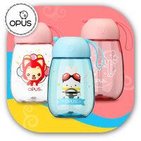 [当当自营]OPUS水杯塑料可爱便携带盖杯子随手杯创意潮流耐摔tritan杯子儿童