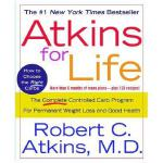 【预订】Atkins for Life: The Complete Controlled Carb