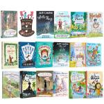 【中商原版】儿童文学经典20册 英文原版 Alma Junior Classics 青少年经典文学小说