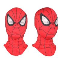 万圣节儿童节cosplay动漫面具动漫面具蜘蛛侠头套头罩面罩眼罩服装钢铁侠面罩