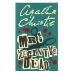 英文原版 MRS MCGINTY'S DEAD 清洁女工之死 阿加莎侦探系列