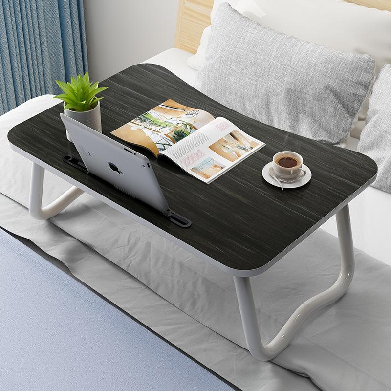 【限时抢购】笔记本电脑桌床上可折叠小桌子床上书桌懒人桌宿舍桌子寝室书桌 支持礼品卡 免安装 展开即用