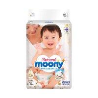 【网易考拉】【官方直采】moony 尤妮佳 L54片 Natural Moony 皇家系列 纸尿裤/尿不湿
