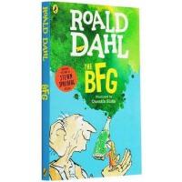 【现货】英文原版 吹梦巨人 The BFG (Roald Dahl)好心眼儿的巨人 同名电影原著 罗尔德达尔系列 8-