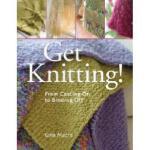 【预订】Get Knitting!: From Casting on to Binding Off