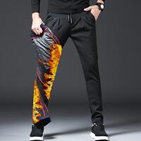 男士运动休闲裤夏季薄款冰丝夏装超薄中年夏裤子男裤工作宽松夏天