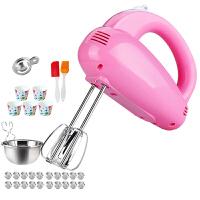 打蛋器 电动 迷你家用烘焙蛋糕面包披萨工具套装手持自动搅拌器 打奶油器 烘焙工具