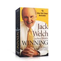 【发顺丰】英文原版经济管理书 Winning 赢 Jack Welch 杰克韦尔奇自传 通用电气CEO 巴菲特比尔盖茨