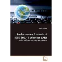 【预订】Performance Analysis of IEEE 802.11 Wireless LANs