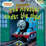 【预订】The Monster Under the Shed