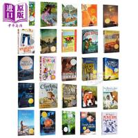 【中商原版】纽伯瑞获奖书单25册 低年级套装 蓝思指数800L-1090L 青少年小说读物