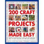 【预订】200 Craft Projects Made Easy