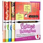 【中商原版】【新加坡英语教材】Targeting English Series 1 目标英语1年级5册套装