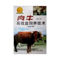 肉牛高效益饲养技术 王加启 9787508254005 金盾出版社[爱知图书专营店]