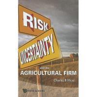 【预订】Risk, Uncertainty and the Agricultural Firm