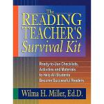 【预订】The Reading Teacher'S Survival Kit
