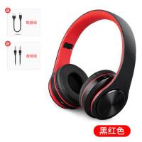 L6X蓝牙耳机头戴式无线游戏运动型跑步耳麦电脑手机通用插卡音乐重低音长待机可接听电话