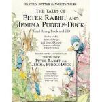 【预订】Beatrix Potter Favorite Tales: The Tales of Peter