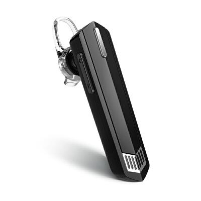 耳塞式单耳蓝牙耳机长待机续航无线挂耳入耳式oppo苹果vivo手机通用运动跑步防水开车专用可接听电话 长待机声控接听耳塞式开车通用