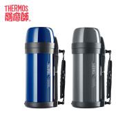 膳魔师不锈钢保温杯瓶1.65L户外大容量男女士壶旅行水杯子FDH-1705