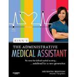 【预订】Kinn's the Administrative Medical Assistant: An