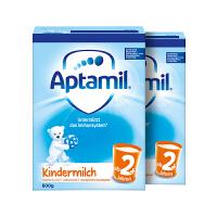 原装进口 保税仓发货 Aptamil 德国 爱他美 奶粉 2+段 2岁以上 600g 正品保障