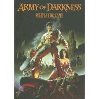 【预订】Army of Darkness: Roleplaying Game Corebook