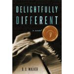 【预订】Delightfully Different