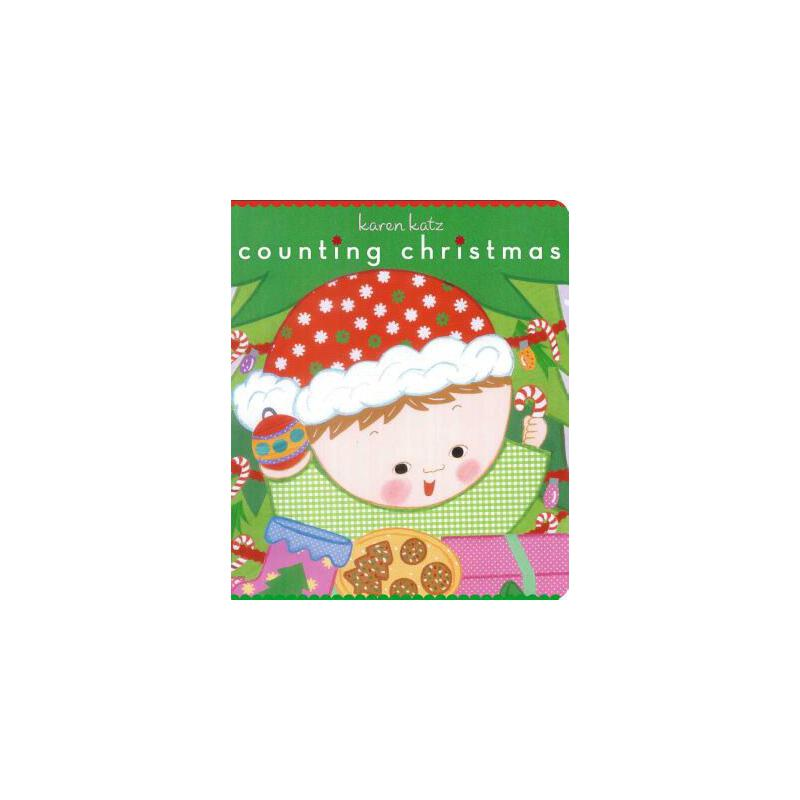 【预订】Counting Christmas 预订商品,需要1-3个月发货,非质量问题不接受退换货。