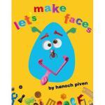 【预订】Let's Make Faces
