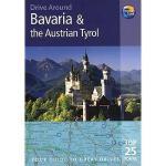 【预订】Drive Around Bavaria & the Austrian Tyrol, 3rd