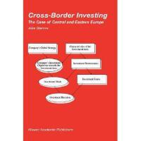 【预订】Cross-Border Investing: The Case of Central and